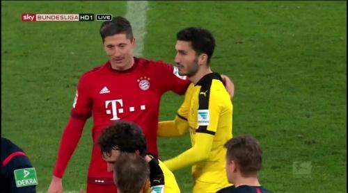 Robert Lewandowksi – Dortmund v Bayern 5