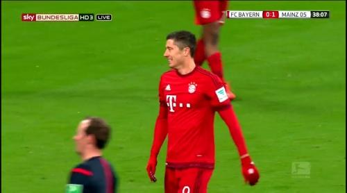 Robert Lewandowski – Bayern München v Mainz 2