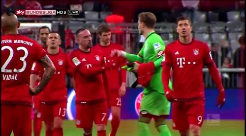 Robert Lewandowski – Bayern München v Mainz 4