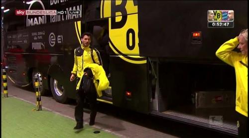 Roman Bürki – Dortmund v Bayern 1