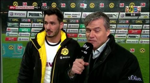 Roman Bürki – Dortmund v Bayern 8