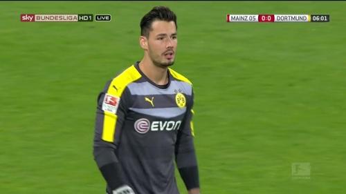 Roman Bürki – Mainz v Dortmund 1