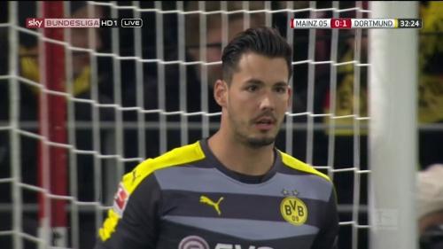 Roman Bürki – Mainz v Dortmund 4