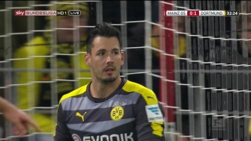 Roman Bürki – Mainz v Dortmund 5