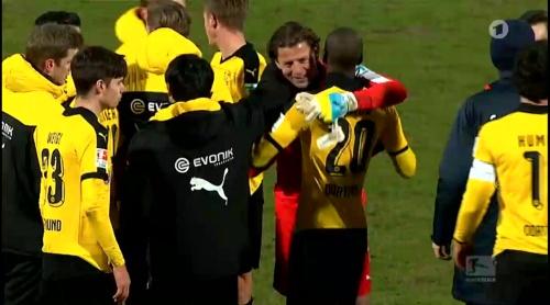 Roman Weidenfeller - Darmstadt v Dortmund