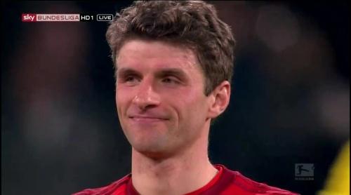 Thomas Müller – Dortmund v Bayern 3