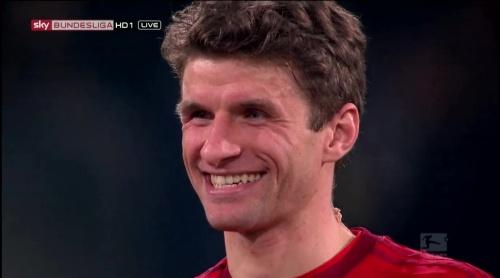 Thomas Müller – Dortmund v Bayern 4