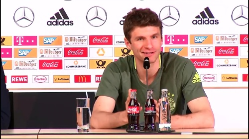 Thomas Müller – press conference 3