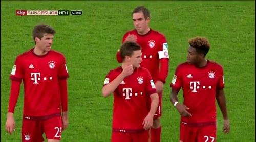 Thomas Müller & Philipp Lahm – Dortmund v Bayern