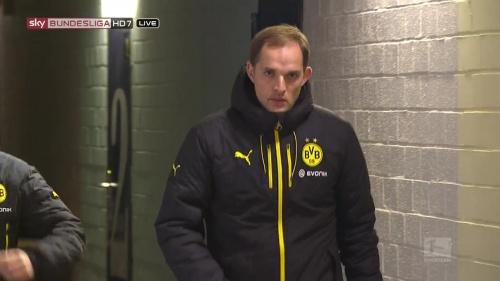 Thomas Tuchel - Darmstadt v Dortmund 1