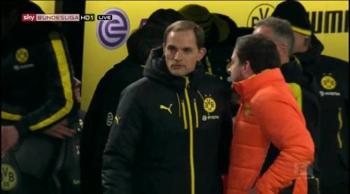 Thomas Tuchel – Dortmund v Bayern 1