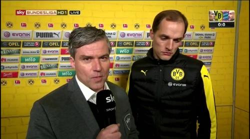 Thomas Tuchel – Dortmund v Bayern 3