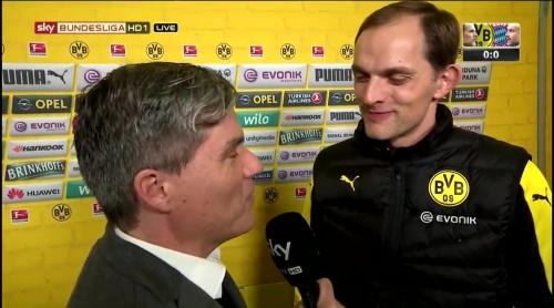 Thomas Tuchel – Dortmund v Bayern 4