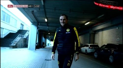 Thomas Tuchel – Dortmund v Bayern pre-match show 1