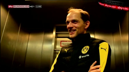Thomas Tuchel – Dortmund v Bayern pre-match show 2