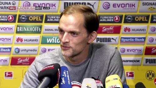 Thomas Tuchel – Mainz v Dortmund pre-match show 1