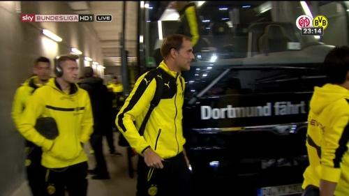 Thomas Tuchel – Mainz v Dortmund pre-match show 8