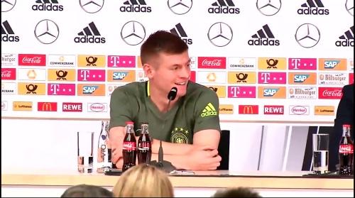 Toni Kroos – press conference 3