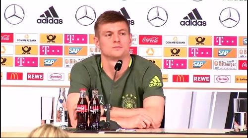 Toni Kroos – press conference 4