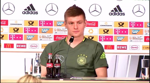 Toni Kroos – press conference 5