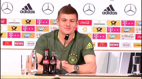 Toni Kroos – press conference 7
