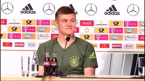 Toni Kroos – press conference 8