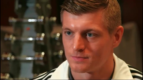 Toni Kroos - interview 1