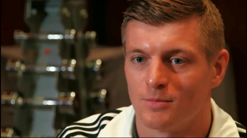 Toni Kroos - interview 2