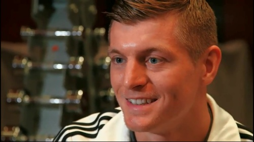 Toni Kroos - interview 3