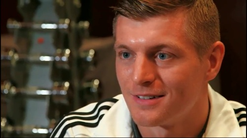 Toni Kroos - interview 4
