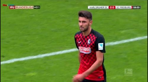 Vincenzo Grifo - Karlsruher SC v SC Freiburg 4