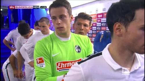 Alexander Schwolow – Arminia Bielefeld v SC Freiburg 1
