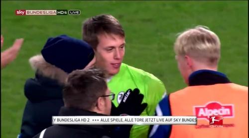Alexander Schwolow – Arminia Bielefeld v SC Freiburg 12