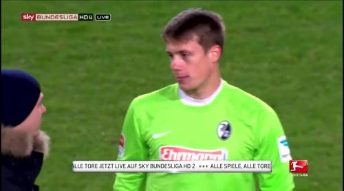 Alexander Schwolow – Arminia Bielefeld v SC Freiburg 13