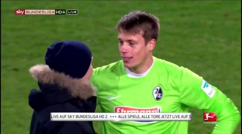 Alexander Schwolow – Arminia Bielefeld v SC Freiburg 14