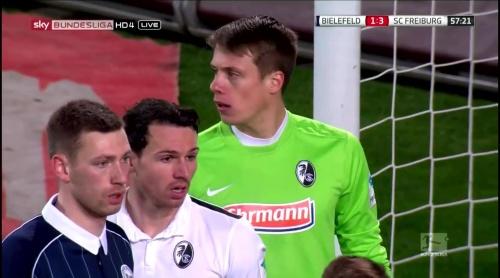 Alexander Schwolow – Arminia Bielefeld v SC Freiburg 8