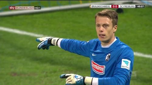 Alexander Schwolow – Braunschweig v SC Freiburg 4