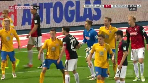 Alexander Schwolow – Braunschweig v SC Freiburg 7