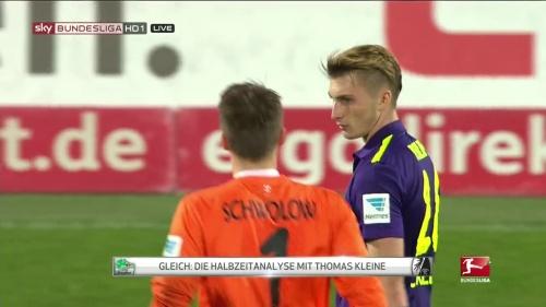 Alexander Schwolow & Maximilan Philipp - Greuther Fürth v SC Freiburg 1
