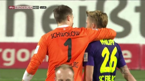 Alexander Schwolow & Maximilan Philipp - Greuther Fürth v SC Freiburg 2