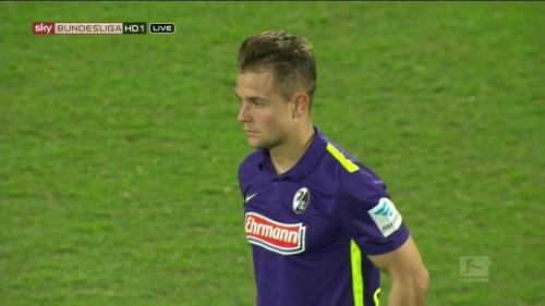 Amir Abrashi – Greuther Fürth v SC Freiburg 1