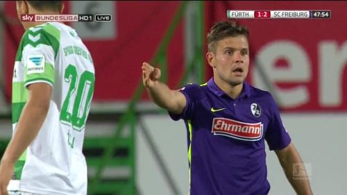Amir Abrashi – Greuther Fürth v SC Freiburg 2