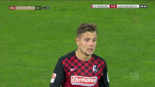 Amir Abrashi – SC Freiburg v KSC 1
