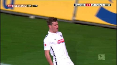 Florian Niederlechner – Arminia Bielefeld v SC Freiburg 1