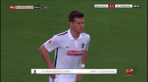 Florian Niederlechner – Arminia Bielefeld v SC Freiburg 4