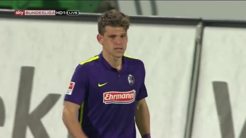 Florian Niederlechner - Greuther Fürth v SC Freiburg 6