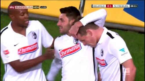 Guede, Grifo & Niederlechner – Arminia Bielefeld v SC Freiburg