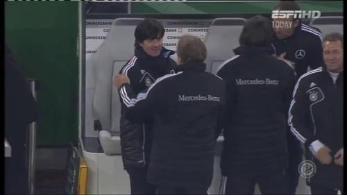 Joachim Löw – Germany v Holland (2011) 15