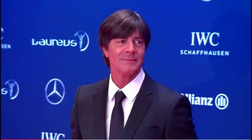 Joachim Löw – Laureus Awards 2016 1