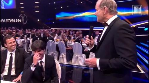 Joachim Löw – Laureus Awards 2016 10